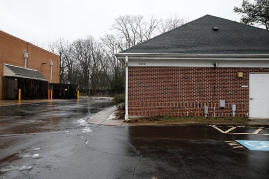"Narayan Dhungel, who moved to the U.S. from Nepal about a decade ago, proposed opening a grocery store in the building on the right in the same parking lot as a Walgreens in Fairfield. The city's mayor said nearby residents were ""obviously"" against it, but two of three families who spoke to The Enquirer supported it. Photo shot Wednesday February 20, 2019."