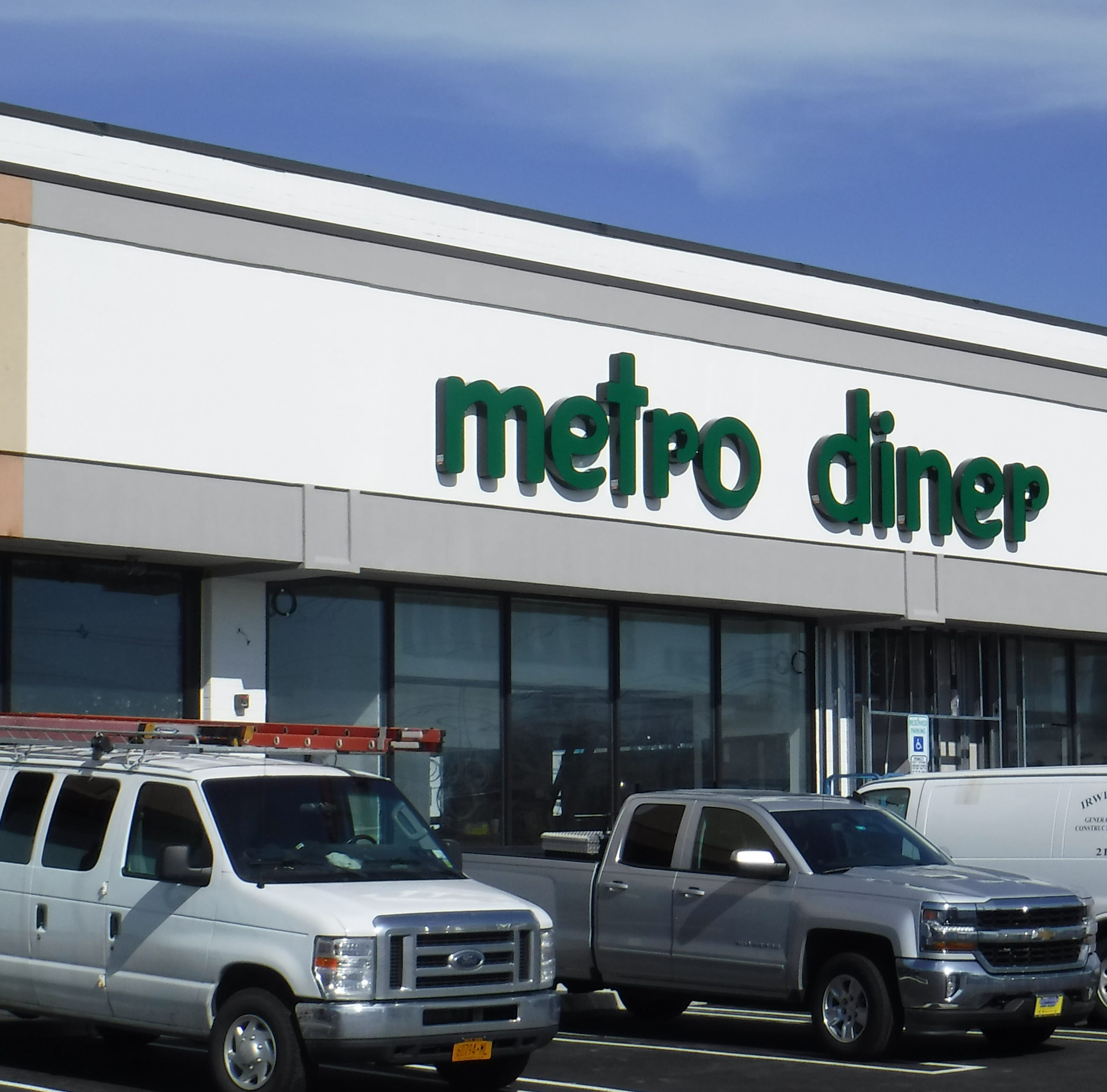 First NJ Metro Diner to open in East Brunswick