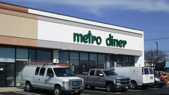 The first Metro Diner in the state is being built-out in the township, following a nearly three-year search for just the right spot.