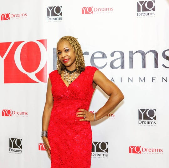 "YQ Dreams Entertainment CEO Quana Fladger, host/producer of the ""Q's Dolls for Daughters"" event taking place in Piscataway on March 2nd"