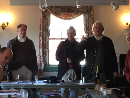 Outwater's Militia, a reenactment group that portrays a New Jersey Revolutionary War militia company, is celebrating its 40th anniversary this year.