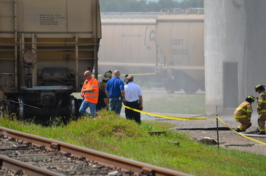 Coshocton County Emergency Management Agency responds to various local disasters and emergencies, such as explosion of grain silos in Aug. 2014 at Coshocton Grain Co. EMA provided assistance to responders the day of explosion by connecting fire officials with subject matter experts.