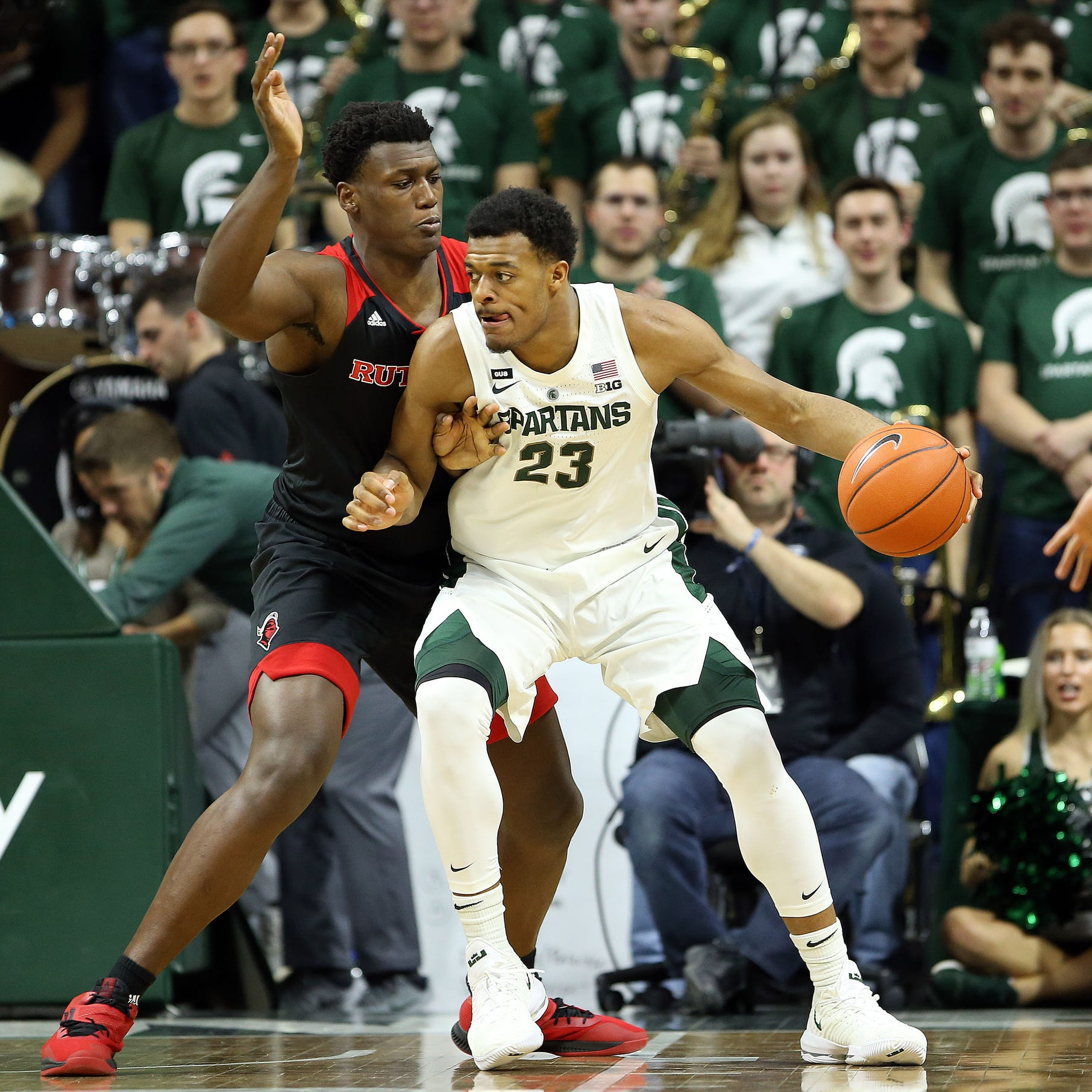 Michigan State no longer has room for error without Nick Ward