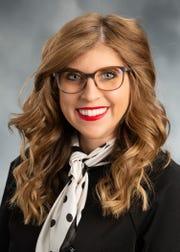 Erin Dolinski, is a registered dietitian at Beaumont Hospital in Royal Oak