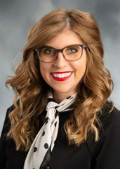 Erin Dolinski, is a registered dietitian at Beaumont Hospital in Royal Oak