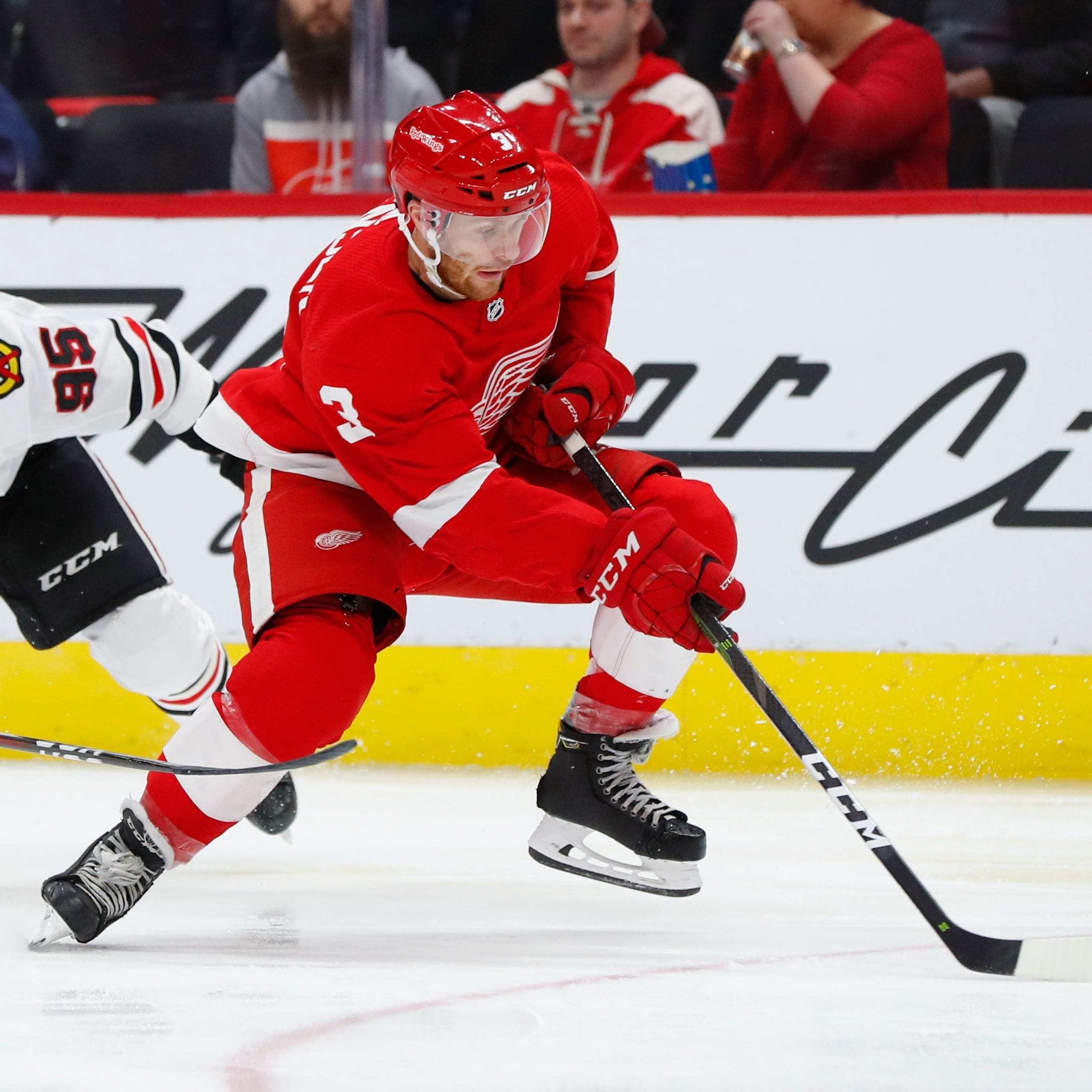 Detroit Red Wings trade Nick Jensen to Capitals for pick, defenseman