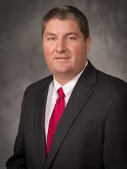 David Roland, refinery general manager at Marathon Petroleum's Detroit Refinery.