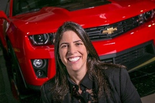 Sigal Cordeiro was appointed vice president, General Motors Urban Mobility and Maven on Feb 15, 2019.