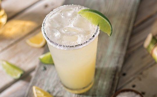 Margarita from Bahama Breeze