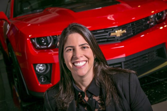 Sigal Cordeiro was appointed vice president of General Motors Urban Mobility and Maven on Feb 15, 2019.