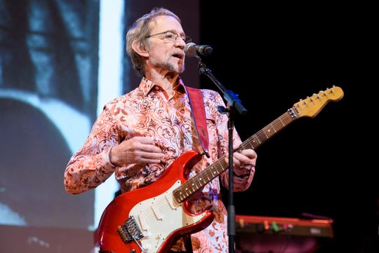 Peter Tork of The Monkees performs on stage at Town Hall on June 1, 2016 in New York City.