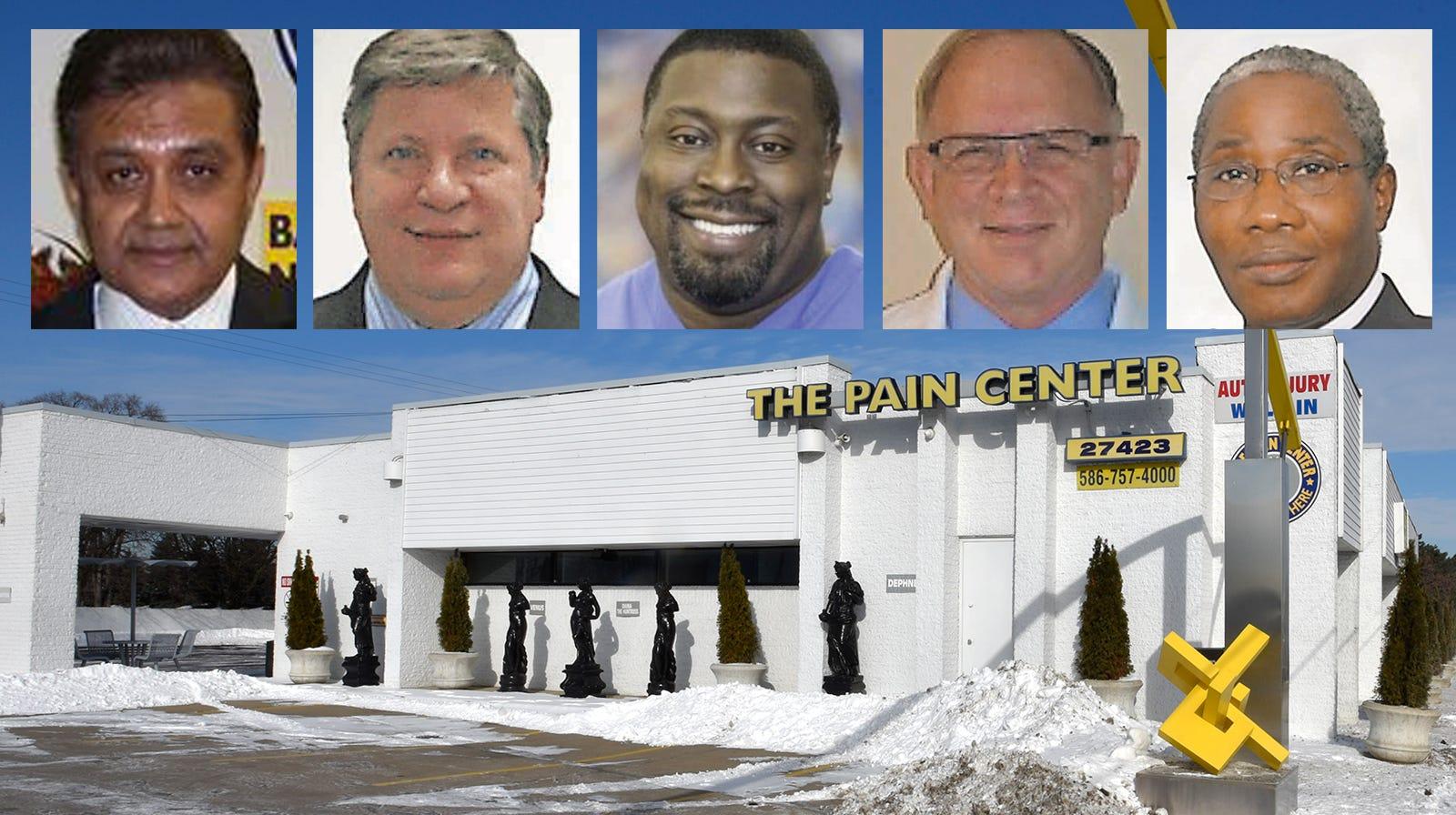 House of pain: Feds detail alleged 'pill mill' scheme at Warren pain center