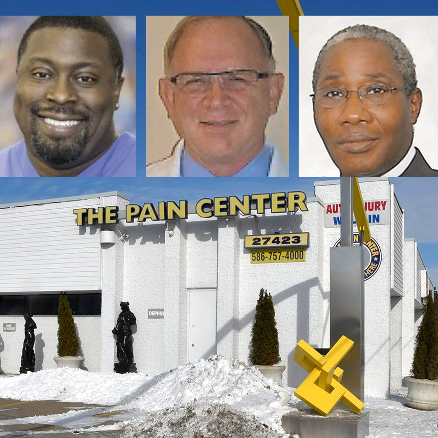 House of pain: Feds detail alleged 'pill mill' scheme at Warren pain center