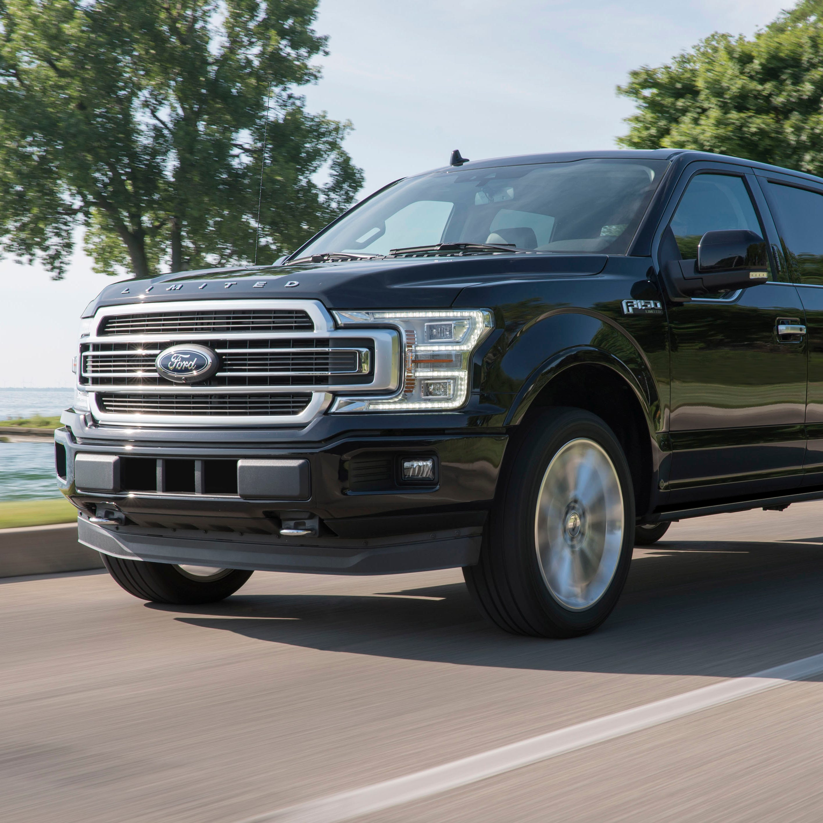 Ford CFO: Company will look different, but it will keep dominating in pickups