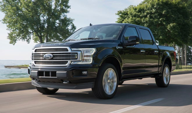 The Ford F-150 is the only vehicle from a Detroit carmaker to be ranked top in its class by Consumer Reports.