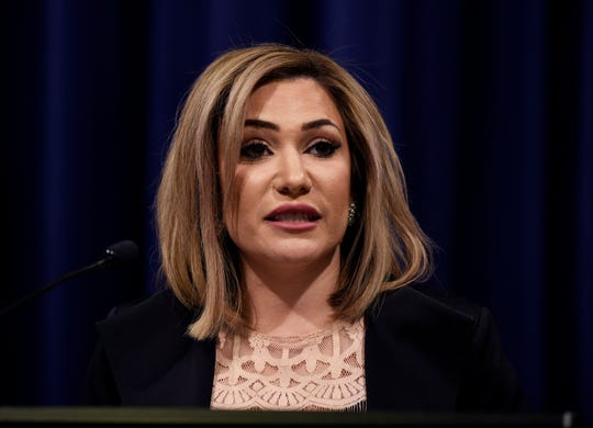 Solicitor General Fadwa Hammoud talks about the Flint Water crisis and her opportunity to work with Wayne County Prosecutor Kym L. Worthy.