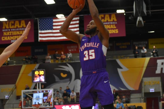 Aces sophomore John Hall had 13 points Wednesday night in a 70-58 loss to Loyola at Gentile Arena.