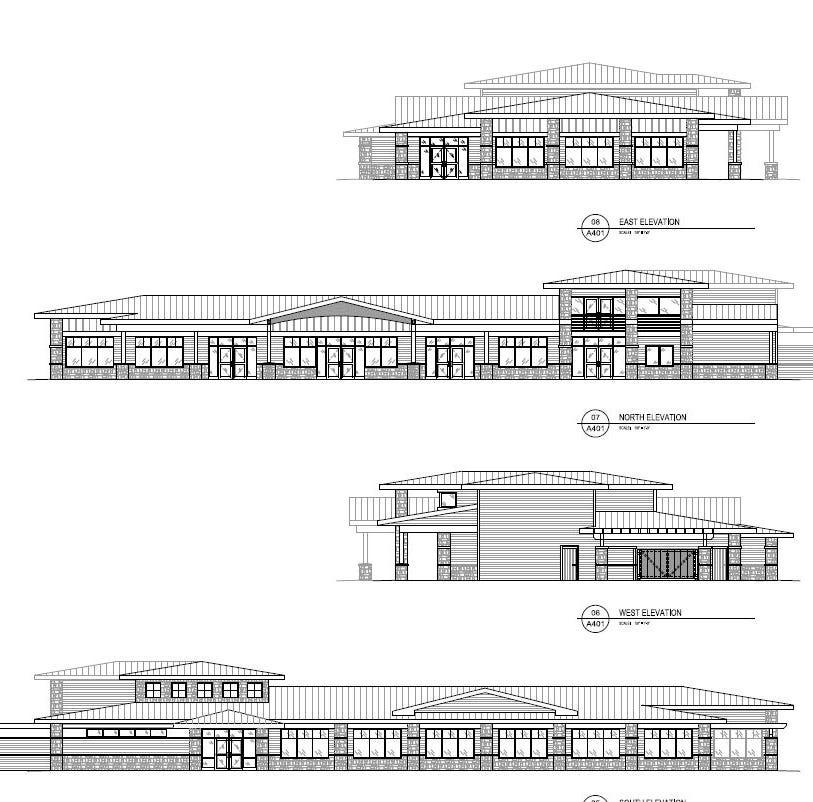 Public gets a peek at plans for Fond du Lac's new Lakeside Park Pavilion