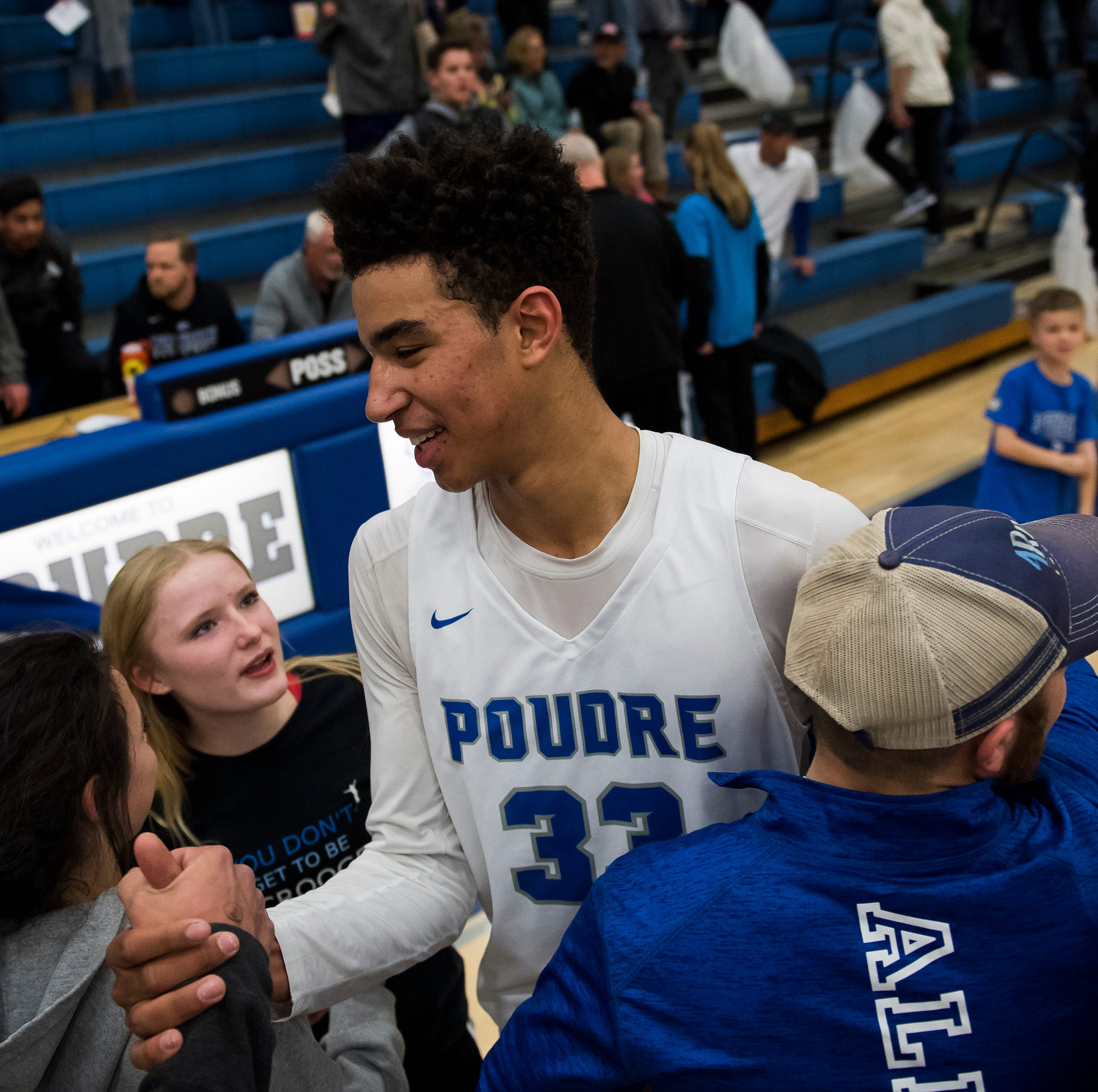 Takeaways from Poudre basketball's first home playoff win in 7 years
