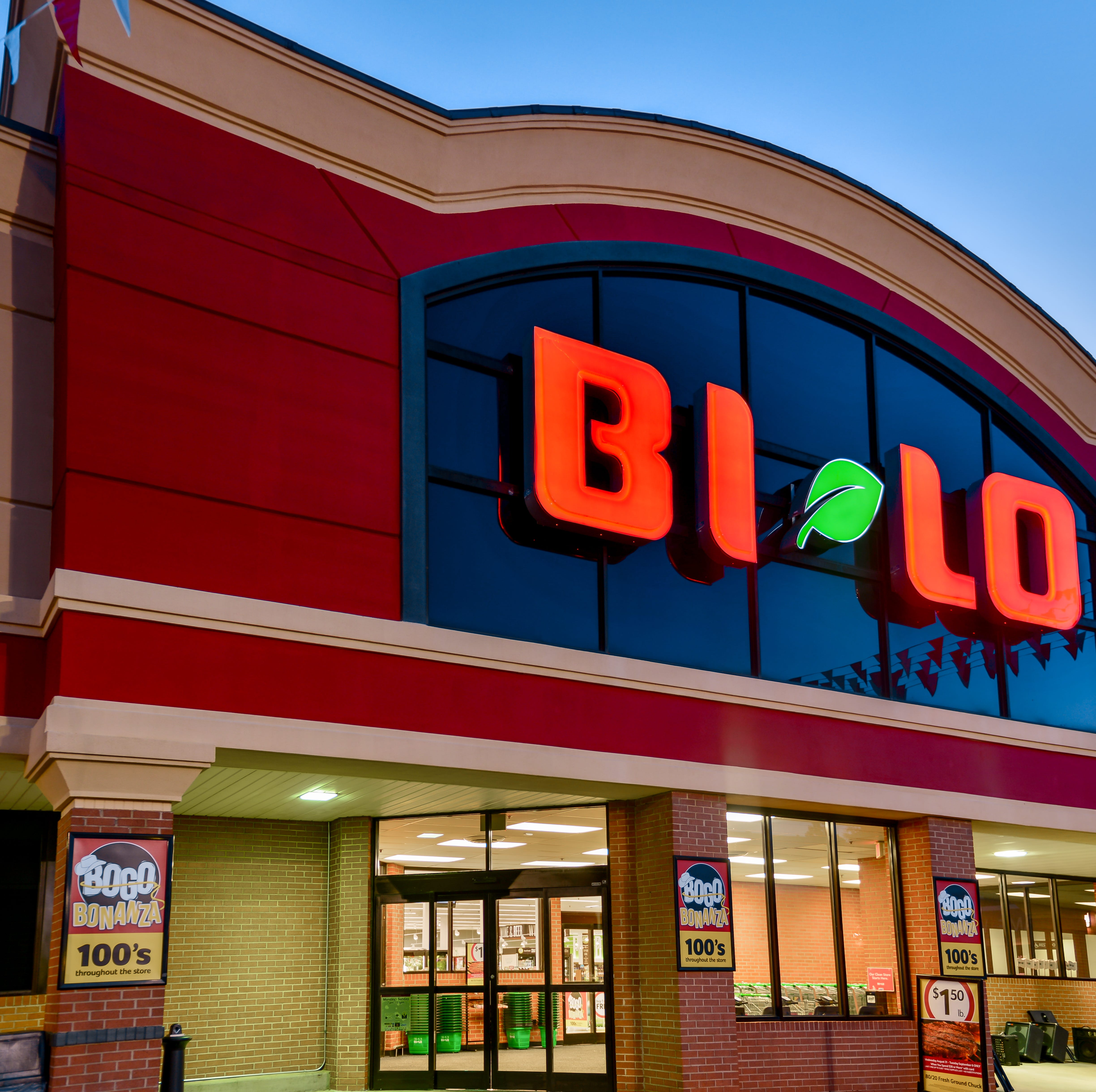 Less than a year after bankruptcy declaration, BI-LO to close four more Upstate stores