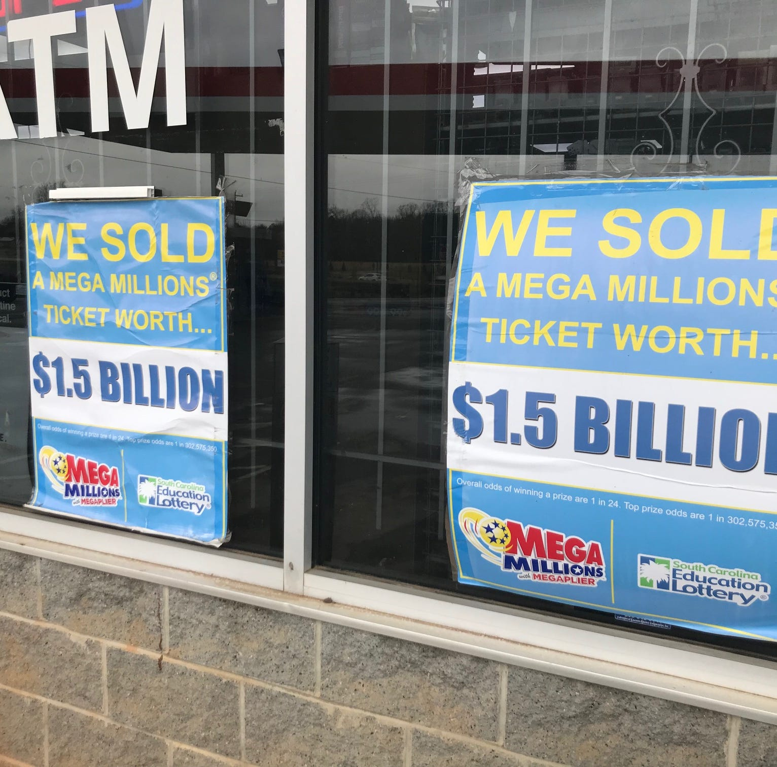 $1.5 billion Mega Millions winner sharing part of jackpot with charities