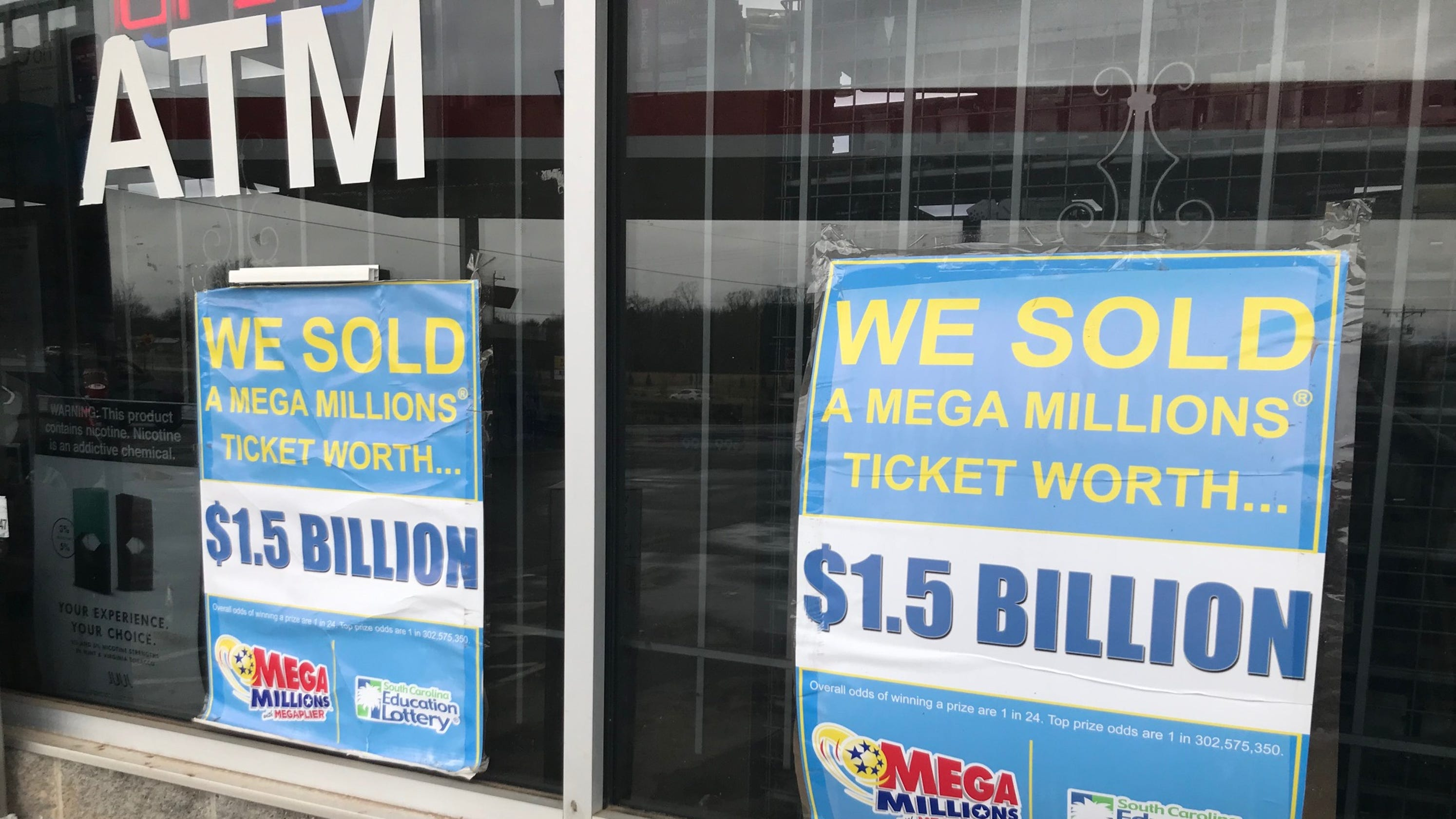 Sc Woman Is The Winner Of Mega Millions Lottery Jackpot