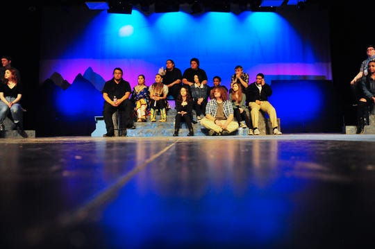 """The Great Falls Public Schools play """"Converge: E Pluribus Unum"""" brought to life the real struggles of many area teens. The Youth Resource Center will be able to address some of the issues and provide some help."""