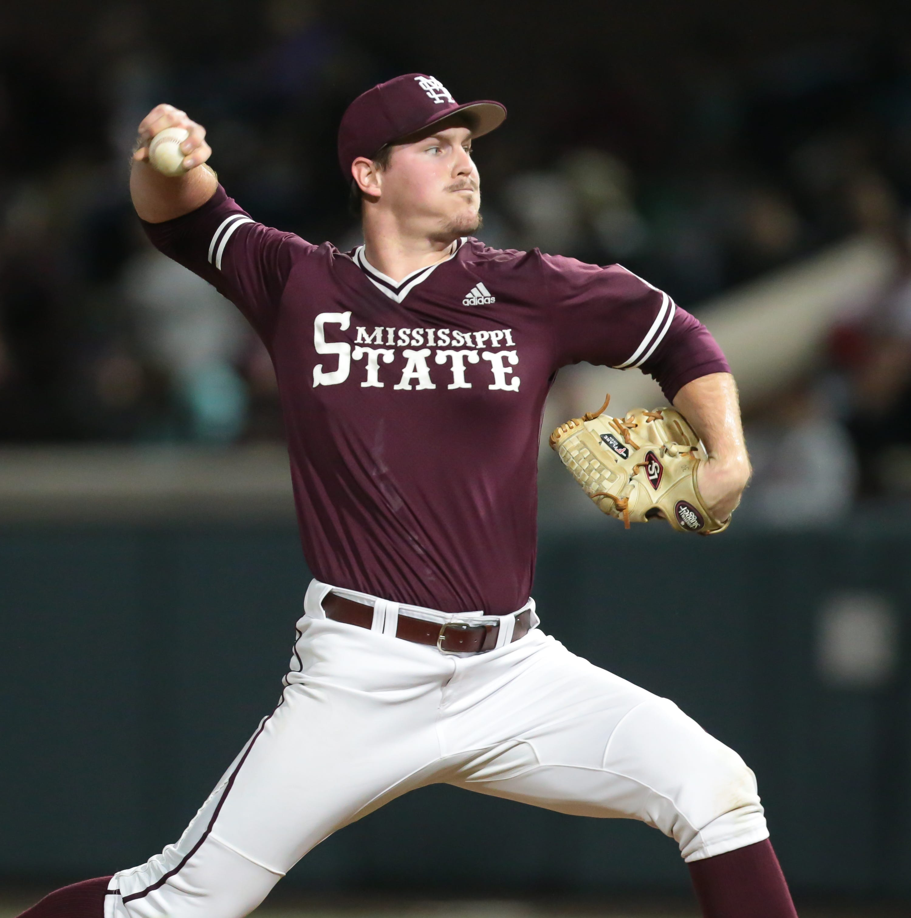How Cole Gordon's gutsy outing led Mississippi State baseball to SEC Tournament win over LSU