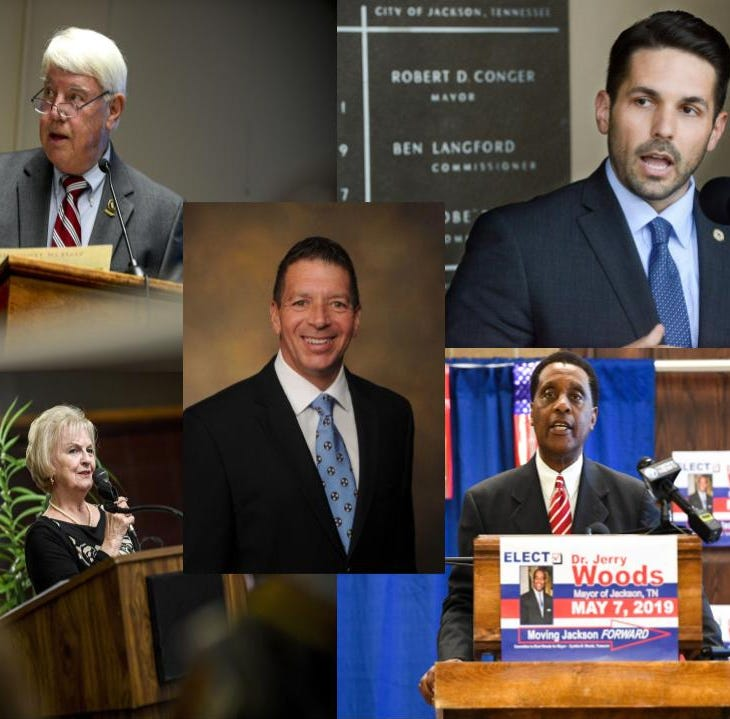 All the candidates are in for the Jackson's mayor and city council races