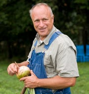 John Coykendall, master gardener at Blackberry Farm