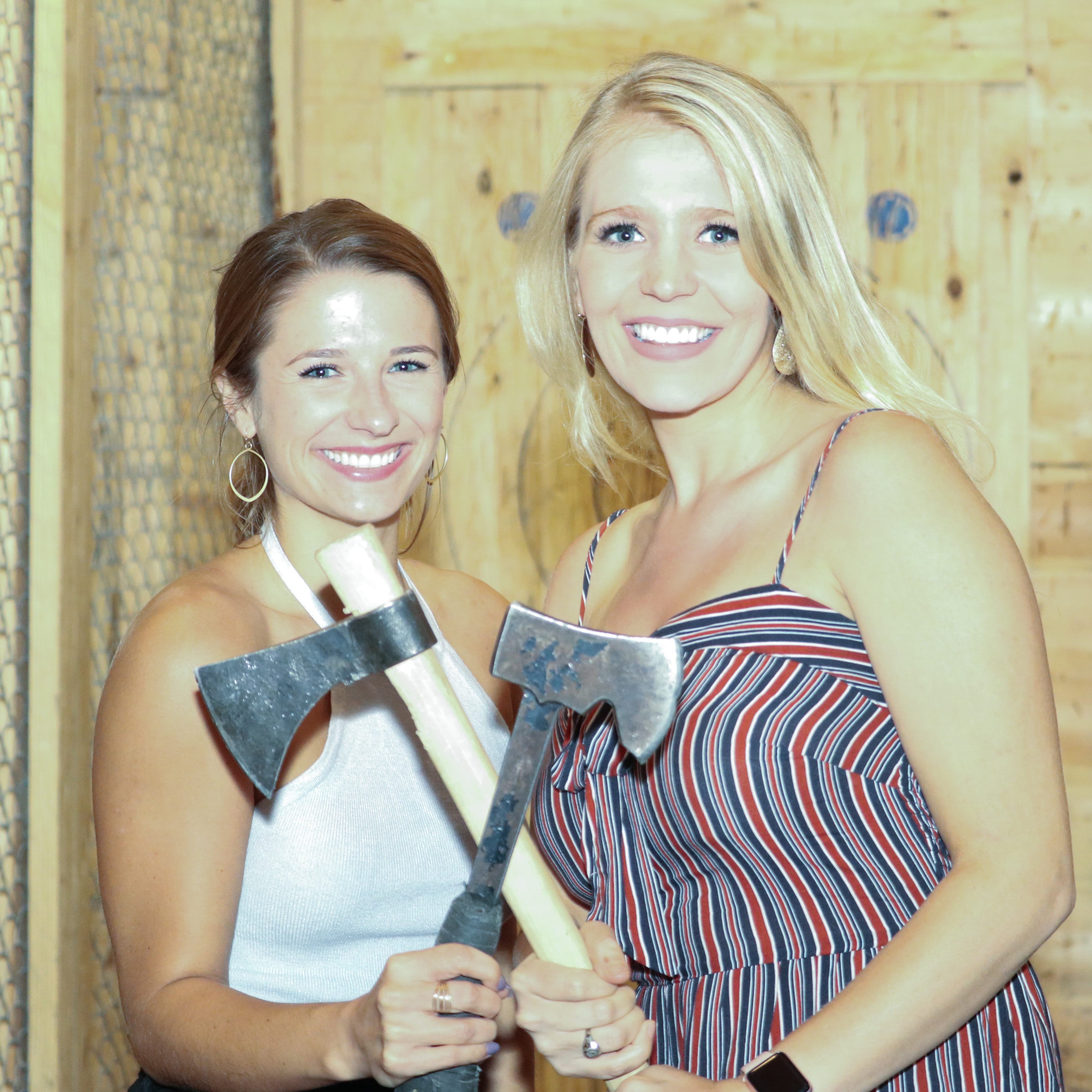 Ax throwing bar, Craft Axe Throwing, to open Knoxville location this spring