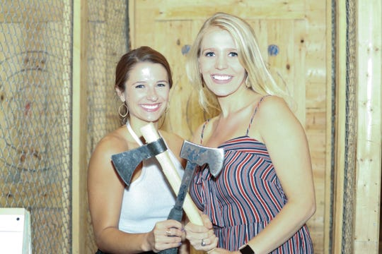 Craft Axe Throwing is planning to open a Knoxville location in May.