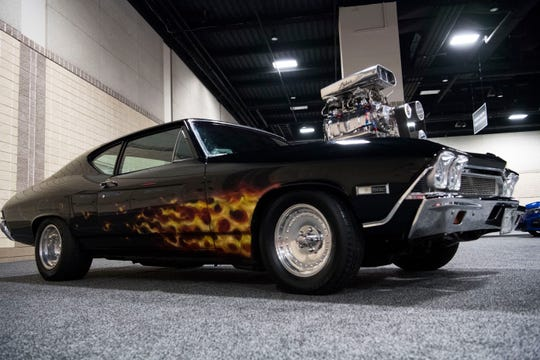 This classic Chevelle will be on display at the 2019 Knox News Auto Show.