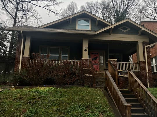 1819 White Avenue is likely to be included in the Fort Sanders expanded medical district which will likely mean the home will be razed or moved.