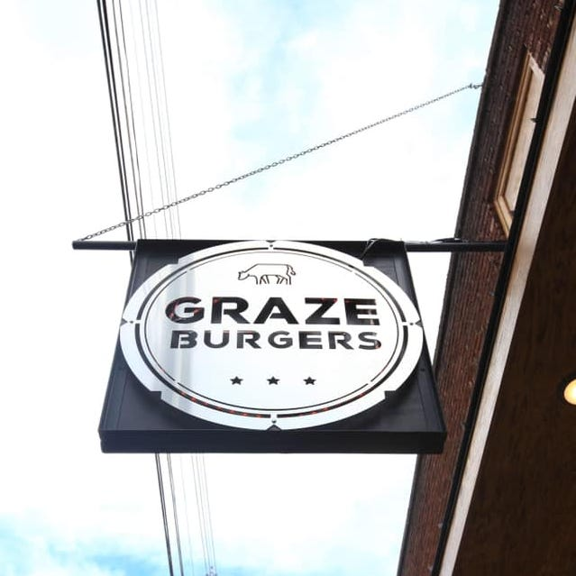 New downtown Sevierville restaurant, Graze Burgers, offers sandwiches, bourbon, craft beer