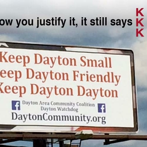 Bangert: A 'KKK' twist in the 'Keep Dayton Small' saga riles town just east of Lafayette