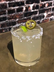 """Spicy Margarita"" sold only at The Pearl"