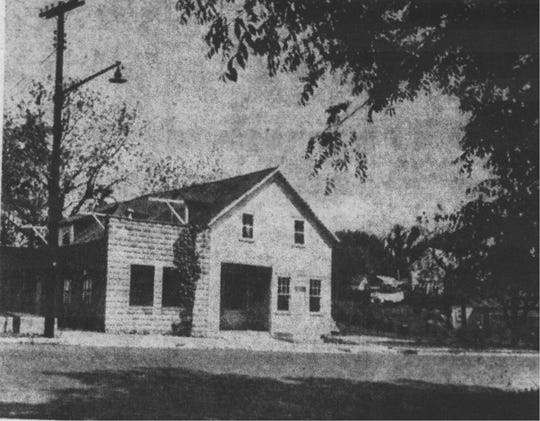 This photo of the former Morgan Garage at 1225 S. Broad St. appeared in the E-G May 31, 1961 with an article announcing it would soon be converted into a community center by the Lancaster Junior Chamber of Commerce.