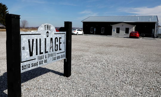 The Village Food and Spirits is located just inside the village limits on Sand Hill Road in Amanda.