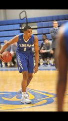 Former Trinity basketball star Jay Scrubb is prospering this season at John A. Logan College in Illinois.