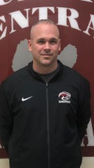 Bullitt Central boys basketball coach Shane Popplewell
