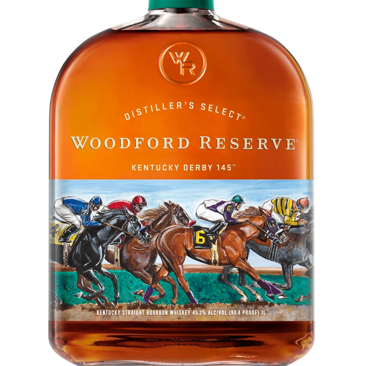 Your first look at 2019 special Woodford Reserve Kentucky Derby bottle