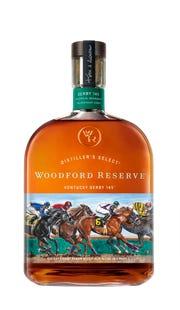 2019 Commemorative Woodford Reserve Derby Bottle