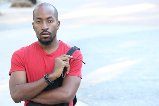 """Playwright Dave Harris will premier his work """"Everybody Black"""" at the 43rd Human Festival of New American Plays at Actors Theatre"""