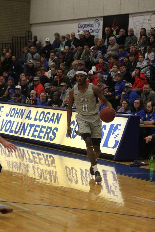 Former Ballard basketball star Vonnie Patterson is prospering this season at John A. Logan College in Illinois.