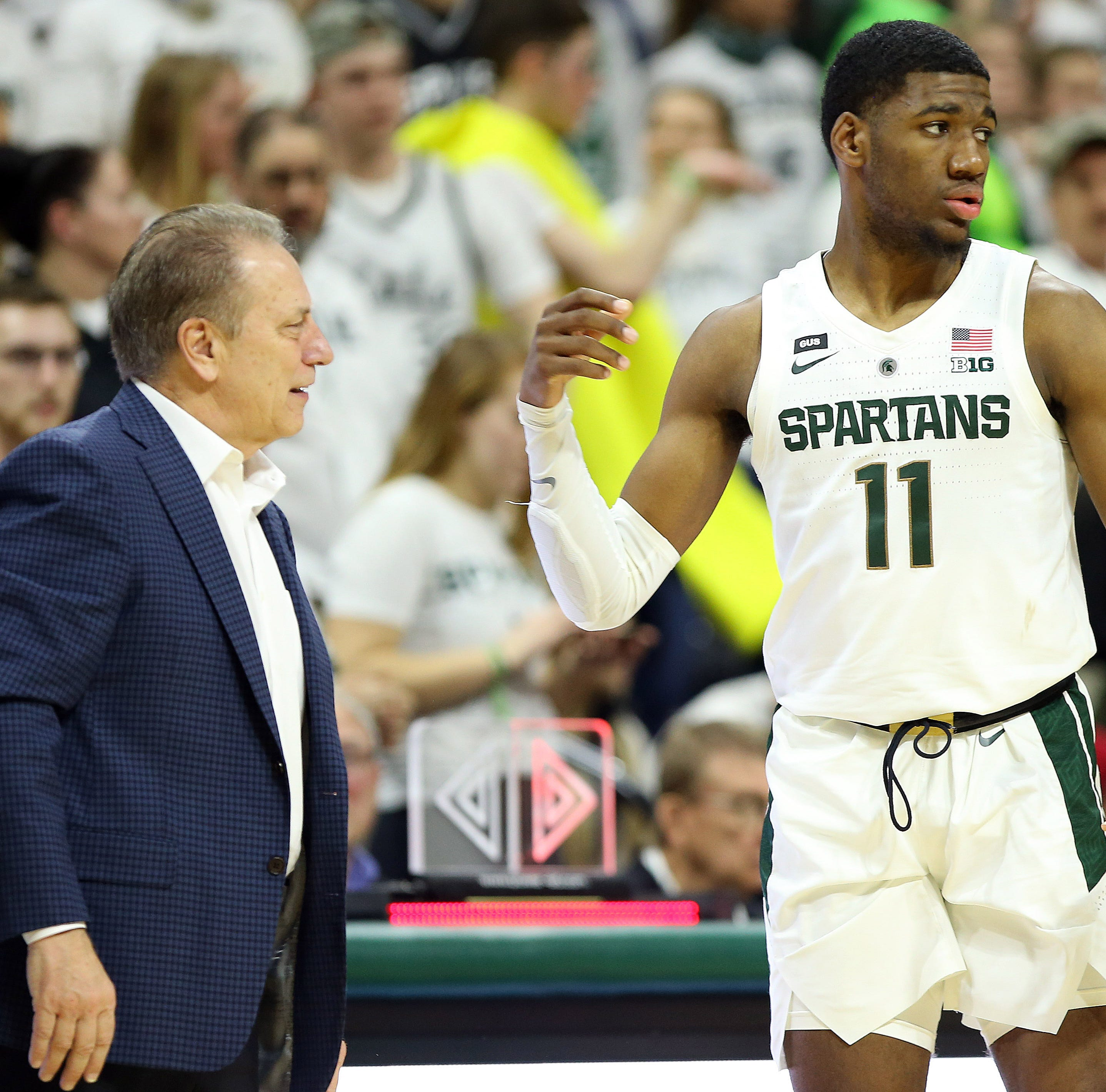 Couch: 3 quick takes on Michigan State basketball's rally over Rutgers – and what's ahead