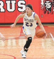 Ontario's Carleigh Pearson leads the Lady Warriors in 2019-20 after a sensational sophomore season.