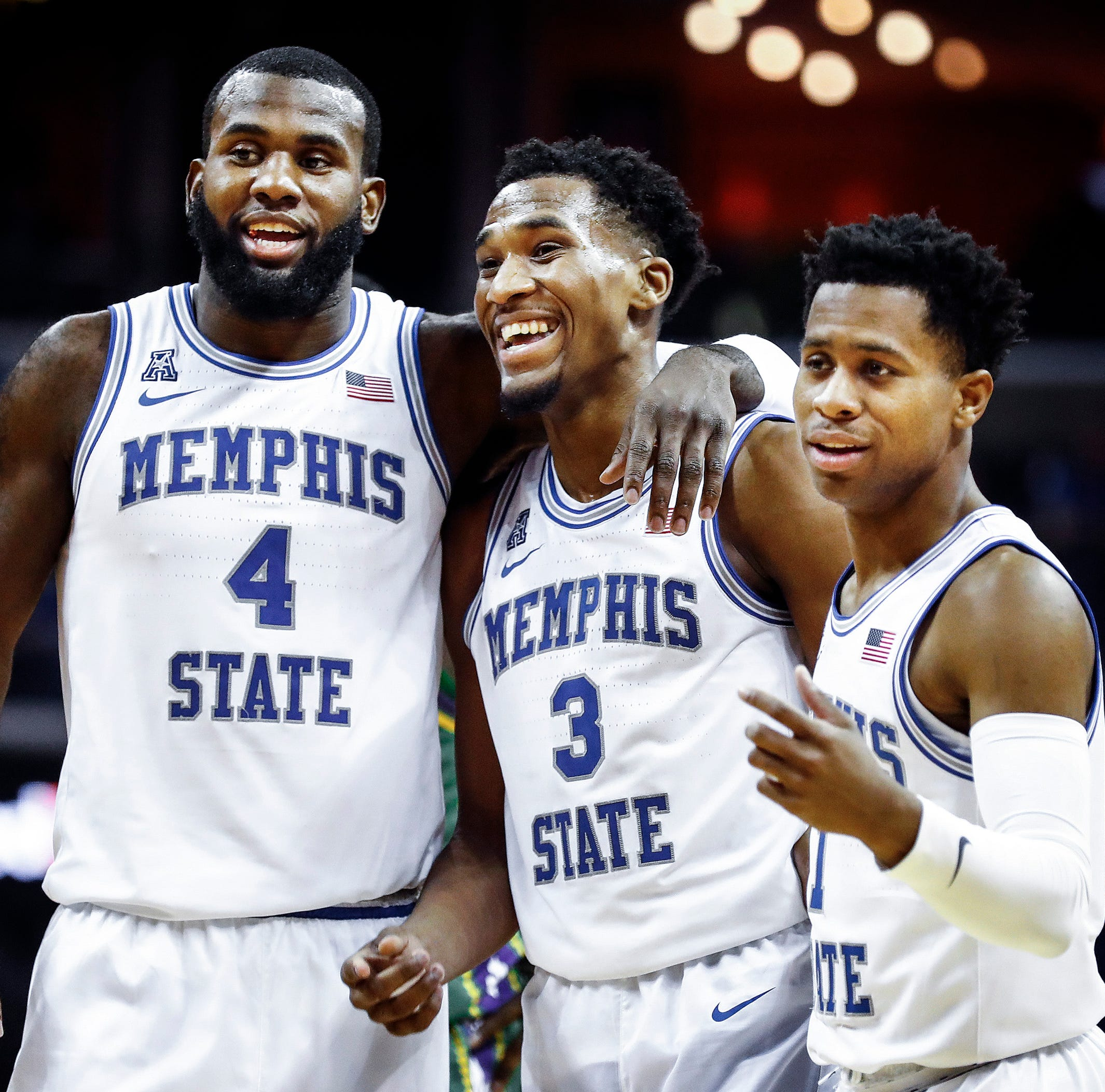 Jeremiah Martin is showing Penny Hardaway, Memphis basketball that anything is possible