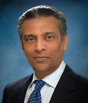 FedEx Express CEO Raj Subramaniam will become president and COO of FedEx in March.