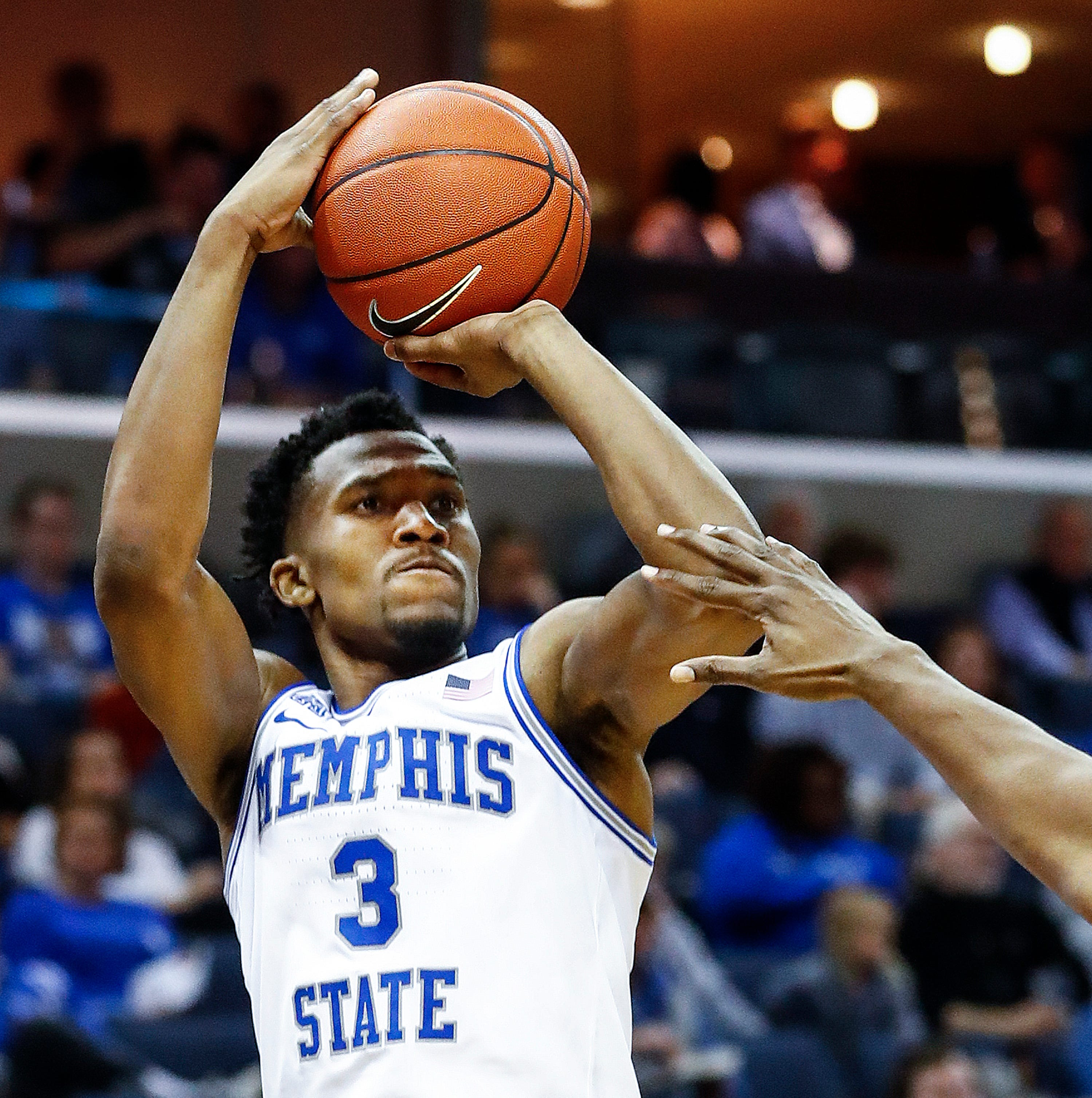 Memphis 102, Tulane 76: Jeremiah Martin scores 43  in Tigers' dominant win